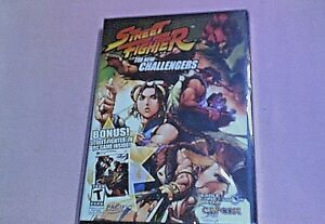 Street-Fighter-The-New-Challengers-DVD-StreetFighter-IV-Game-Inside