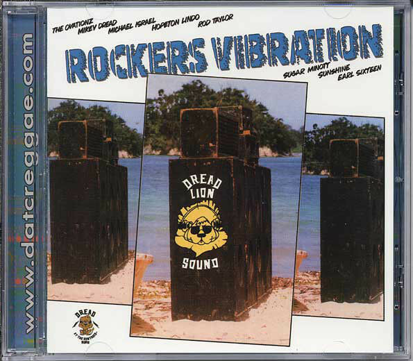 Music CD Rockers Vibration Dread At The Control Reggae Roots Rod Taylor Earl 16