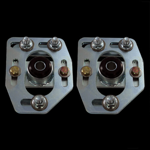 1985 1986 1987 1988 1989 Mustang LX GT 5.0 Steel Caster Camber Plates Free SHIP!