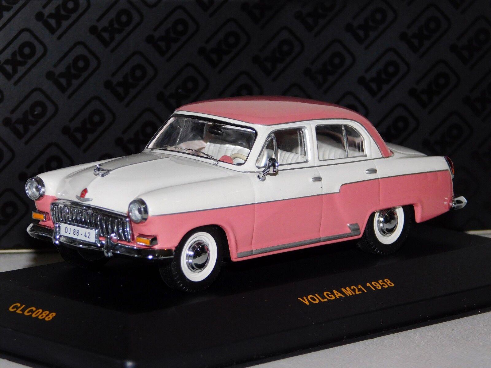 Volga M21 1958 IXO CLC088 1 43