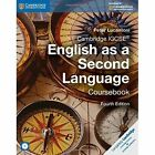Cambridge IGCSE English as a Second Language Coursebook with Audio CD by Peter Lucantoni (Mixed media product, 2014)