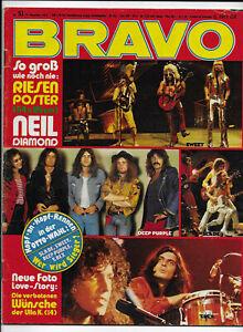 BRAVO-Nr-51-vom-13-12-1972-mit-Riesenposter-Neil-Diamond-David-Bowie-Manuela