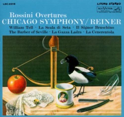 Reiner,Fritz - Sony Classical Originals: Ouvertüren /4