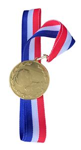 50 X Personalizado Bota de Fútbol, Bola y rojo oro Medallas Cinta Grabado Gratis