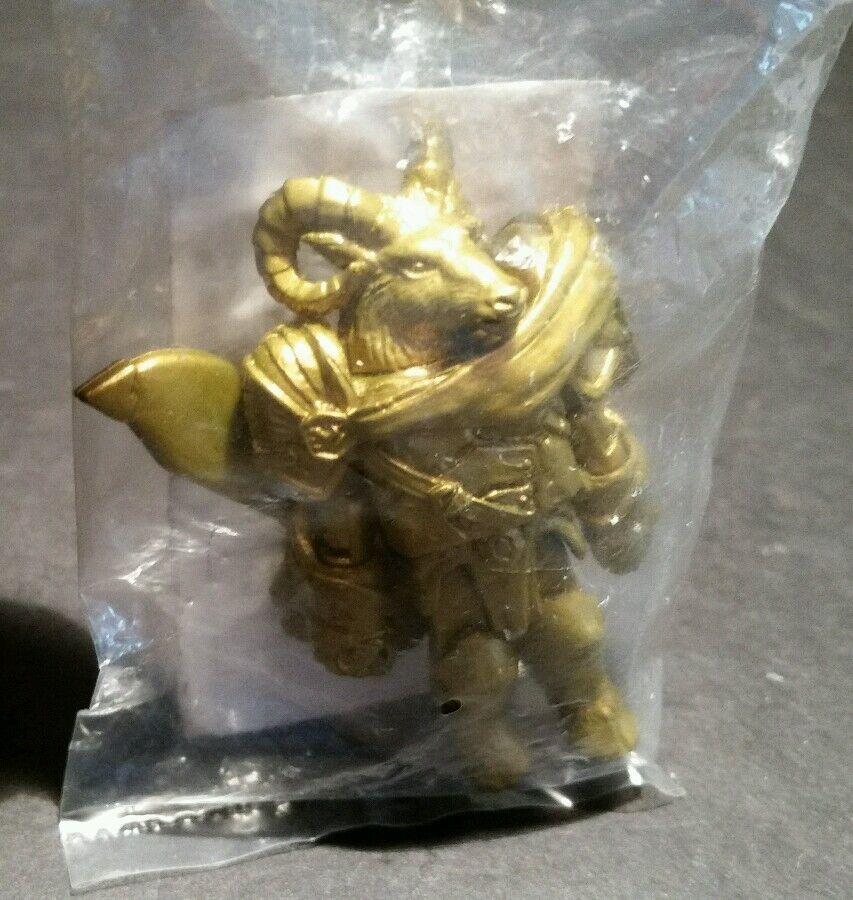 2012 sdcc schlacht tiere Gold vorin promo - actionfigur diamond wählen