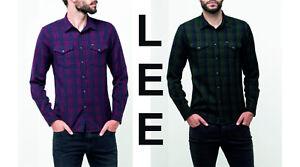 homme Lee Chemise Western poche ajust en coupe Jeans de jersey pour Shirt prqxpw6