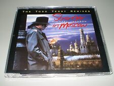 CD MAXI MICHAEL JACKSON STRANGER IN MOSCOW CD2 THE TODD TERRY REMIXES COMME NEUF