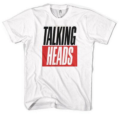 Appena Parlando Capi David Byrne Unisex Maglietta Tutte Taglie Colori-mostra Il Titolo Originale Grande Assortimento