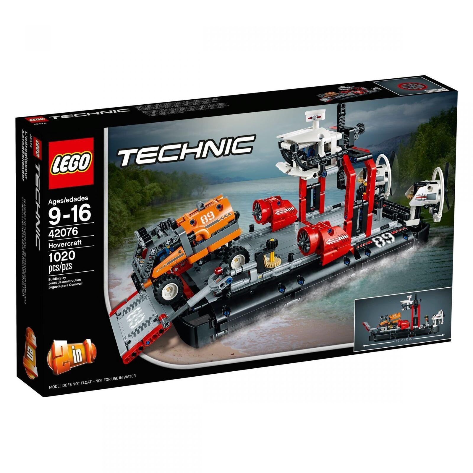 Lego Technic™ 42076 Hydroglisseur Neuf Emballage D'Origine Misb