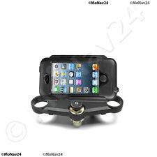 Suzuki GSX-R 600 750 1000 Motorrad Halterung iPhone SE 5S 5 Hardcase wasserdicht