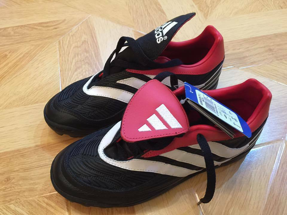 Adidas Protator Karnivor TF 2001 New Authentic   Größe 5 US mania puse f50