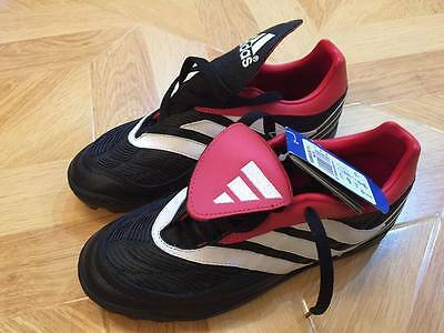 homosexual Original Series de tiempo  Adidas Predator Karnivor TF 2001 New Authentic ! Size 5 US mania puse f50  4033915636169 | eBay