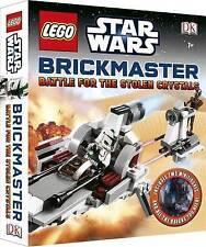 LEGO Star Wars Brickmaster Battle for the Stolen Crystals by DK (Hardback, 2013)