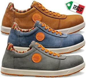 MENS-LEATHER-WORK-SAFETY-SHOES-TRAINERS-TOE-CAP-DIKE-BRAVE-BREEZE-S3-SRC-25011