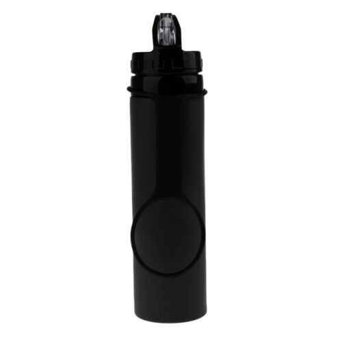Collapsible Folding Silicone Sports Water Bottle for Cycling Camping Running