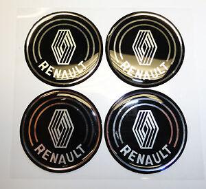 Vintage 90/'s Automotive Wheel Center Cap Round Emblem Accent Trim CORVETTE 1.75