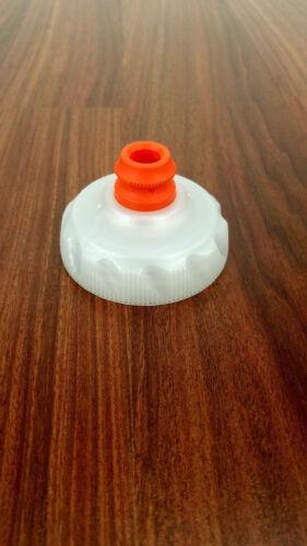 Polar ZipStream High Flow Replacement Cap fits Zip Stream Bike Water Bottles