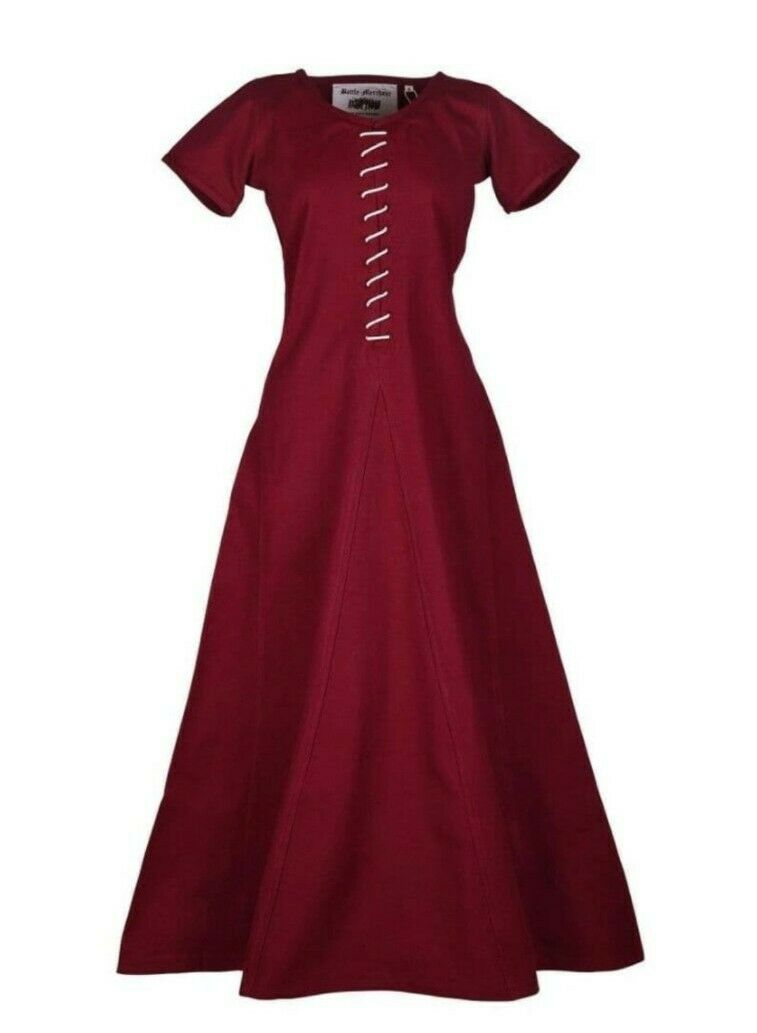 Medieval Cotehardie Dress Ava - Battlemerchant