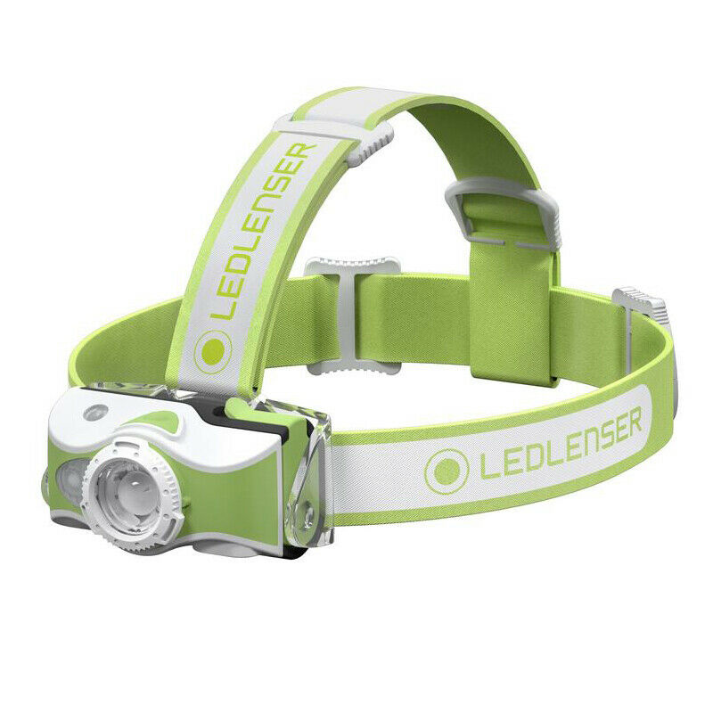 Ledlenser mh7 LAMPADA FRONTALE CASCO Lampada 600 lumen verde
