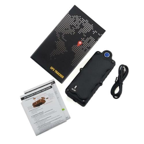 TK05SG Magnetic 3G WCDMA Solar panel GPS Tracker Waterproof 5000mAh Drop alarm