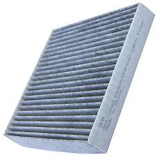 HQRP Filtro de aire de carbón de cabina para Toyota 87139-YZZ08 / 87139-YZZ10