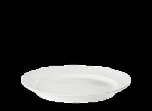 Richard-Ginori-Antico-Doccia-blanc-Plateau-ovale-cm-38-5-REVENDEUR