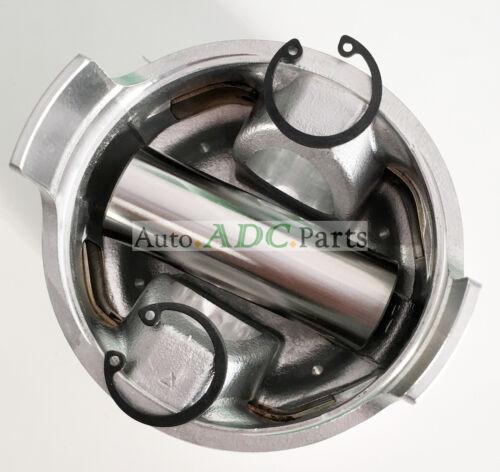 Piston /& Gaskets /& Bearing For Yanmar Diesel Engine /& Generator L100 186F 10HP
