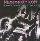 Apocalyptic Nightmare by Necronomicon/NecronomicoN (CD, 2006, Kraze Records)