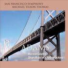 John Adams: Harmonielehre; Short Ride in a Fast Machine Super Audio Hybrid CD (CD, Mar-2012, San Francisco Symphony (Record Labe)