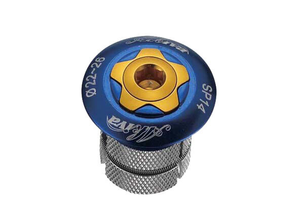 Bike Bicycle Headset Expander Plug Compressor Stem Top Cap Screw Accessories G