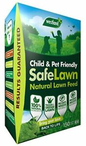 Safe Lawn Pet Friendly Feed Weed And Moss Killer Grass