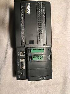 Direct Logic 06. DO-06AR.  Includes F0-08NA-1 And F0-04AD-2