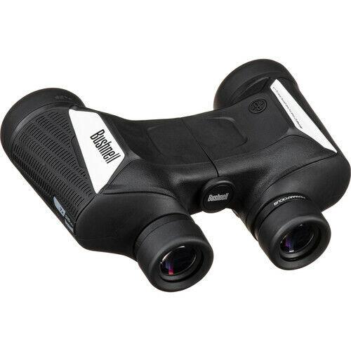 Black Bushnell 7x35 Spectator Sport Binoculars