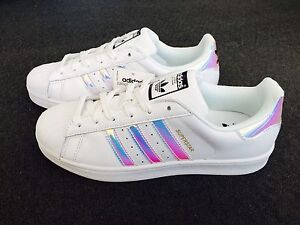 Da Donna Adidas Originals LA Sneaker UK 3.5 5.5 NUOVO