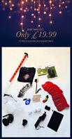 17 Piece Golfers Gift Christmas Cracker Deal - Golf Club Covers, Balls, Tees...