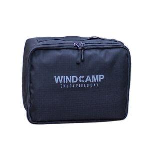 Windcamp-Portable-Radio-bag-case-cover-For-Elecraft-KX3-Radio-and-X3-battery-box