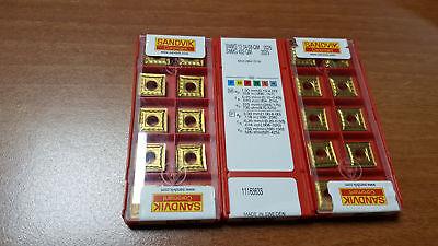 SNMG 120408-QM 2025 10pcs SNMG 432-QM 2025 SANDVIK