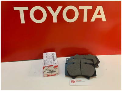 Genuine LEXUS TOYOTA Front Brake Pads OEM  0446530480 GENUINE OEM BRAKE PADS