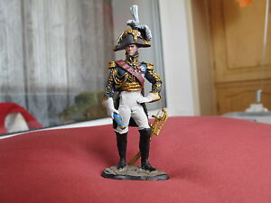 Toy-tin-soldiers-Napoleonic-War-MARSHAL-Marechal-Napoleon-1812-65mm