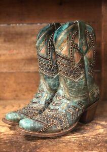 corral women's booties