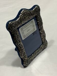 Vtg Sheffield England Silverplated Repousse Picture Frame Mara 5x4 Int3 5x2 75 Ebay