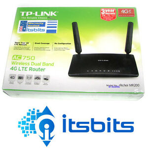 Router Sim Karte.Tp Link Archer Mr200 Ac750 Wireless Dual Band 4g Lte Router Sim Card