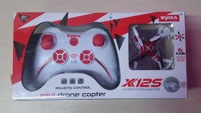 Creativo Mini Drone Elicottero X125-mostra Il Titolo Originale Conveniente Da Cucinare