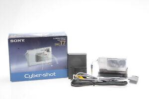 Sony Cyber-Shot DSC-T7 5.1MP Digital Camera w/3x Zoom [Parts/Repair] #839