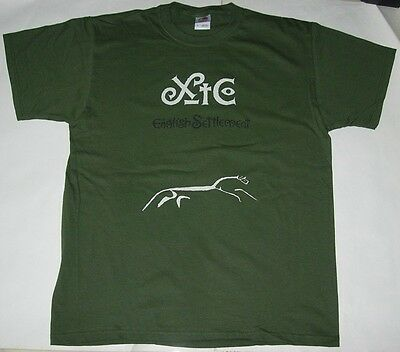 XTC english settlement T Shirt ( Men S - 2XL )