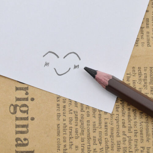 Bleistift 14B Matt Schulbedarf Büro Schreibwaren Malen Schreiben Kinder Zufällig