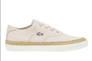 Espa Glendon Uk Rrp Womens Shoes 8 Lacoste Trainers Size 6PBUHwqx