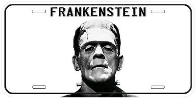 Frankenstein Aluminum Any Name Personalized Novelty Car License Plate