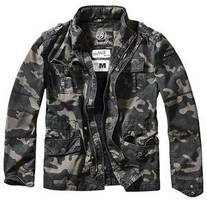 2706f8ffd74b BRANDIT JACKET Men s jacket military half season BRITANNIA jacket