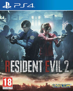 Resident-Evil-2-PS4-Playstation-4-CAPCOM